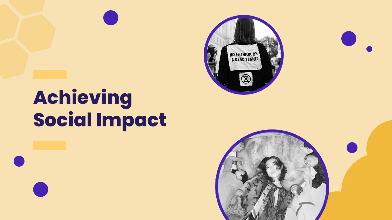 RIW21 Break Out: Achieving Social Impact