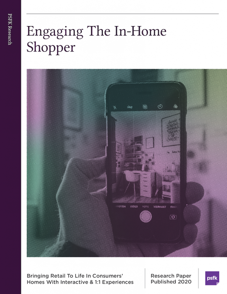 Engaging The In-Home Shopper