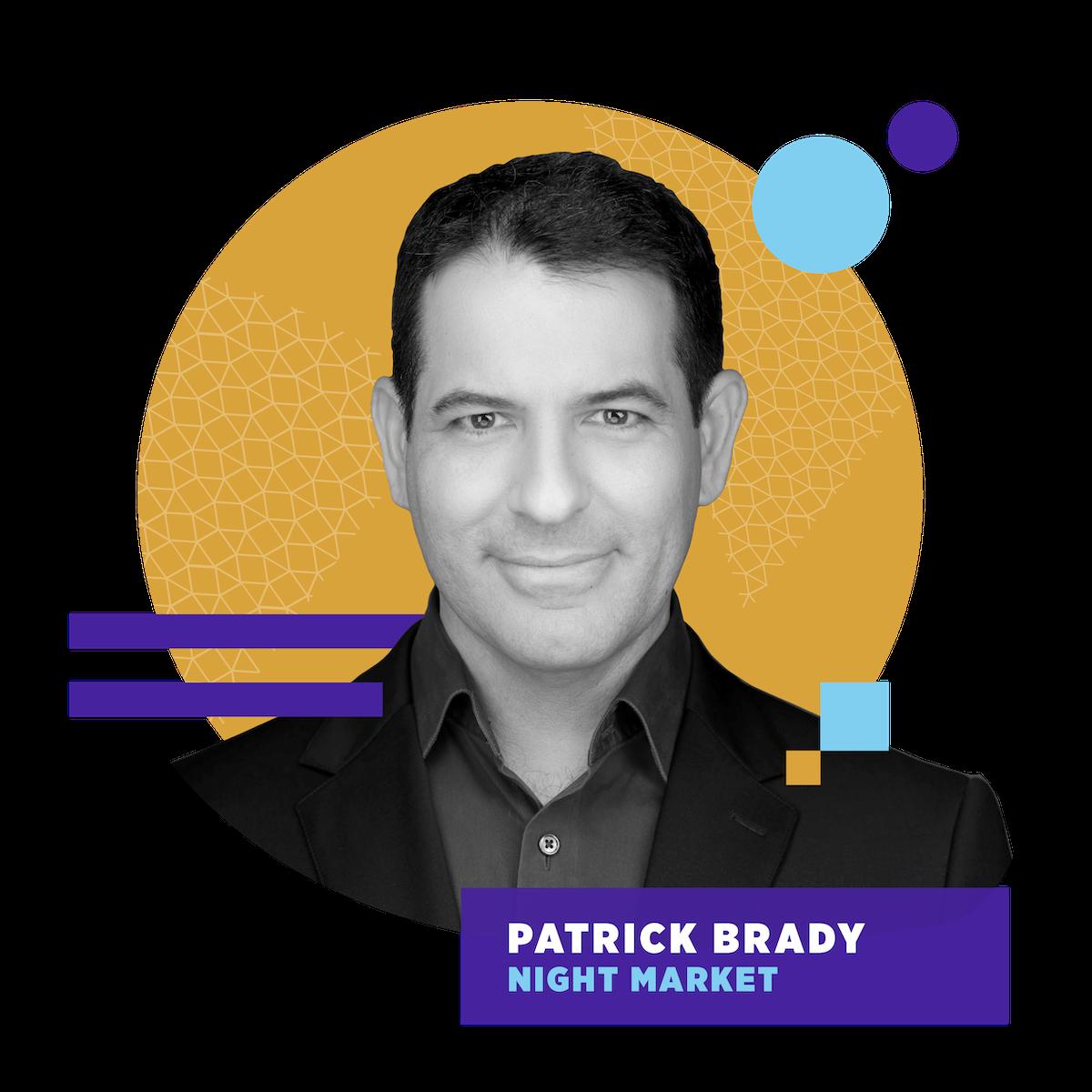Patrick Brady